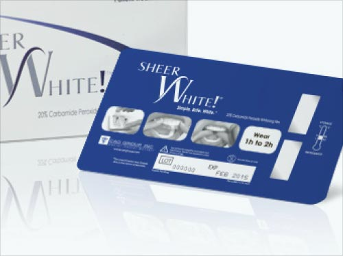 Take Home Whitening System