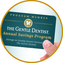Our Annual Dental Savings Program