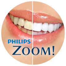 20% off ZOOM! Fast In-Office Whitening
