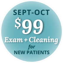 Sept-Oct NEW Patients Offer
